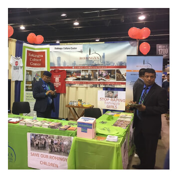 RCC at ISNA Conference