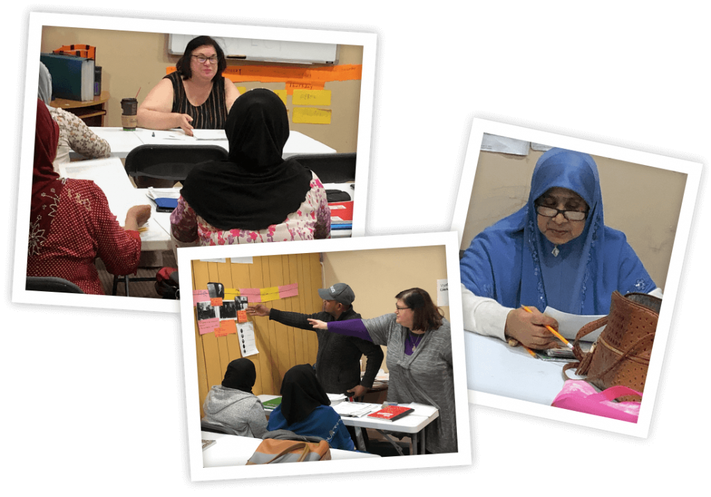 RCC citizenship classes and esl