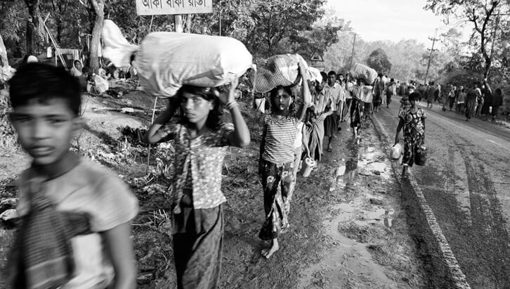 Ethnic Cleansing in Burma